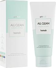 Духи, Парфюмерия, косметика Очищающая пенка для лица - Heimish All Clean Green Foam pH 5.5