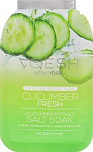 "Набор для педикюра ""Огуречная свежесть"" - Voesh Pedi In A Box Deluxe Pedicure Cucumber Fresh — фото N3"