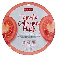 Духи, Парфюмерия, косметика Коллагеновая маска - Purederm Tomato Collagen Mask
