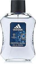 Духи, Парфюмерия, косметика Adidas UEFA Champions League Champions Edition - Туалетная вода