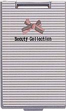 Духи, Парфюмерия, косметика Зеркальце квадратное 85574, в полоску - Top Choice Beauty Collection Mirror