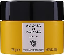 Духи, Парфюмерия, косметика Крем для волос легкой фиксации - Acqua Di Parma Barbiere Grooming Cream Light Hold