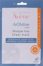 Духи, Парфюмерия, косметика Тканевая маска для лица - Avene A-Oxitive Mask