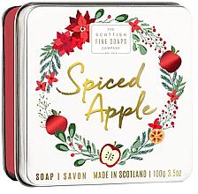 Духи, Парфюмерия, косметика Рождественское мыло с яблоками и пряностями - Scottish Fine Soaps Spiced Apple Soap