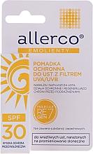 Духи, Парфюмерия, косметика Защитная помада для губ с фильтрами UVA/UVB - Allerco Emolienty Molecule Regen7 Lip Balm SPF30