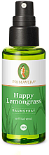 "Духи, Парфюмерия, косметика Ароматический спрей для дома - Primavera Organic ""Happy Lemongrass"" Room Spray"