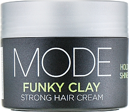 Духи, Парфюмерия, косметика Крем для объема сильной фиксации - Affinage Mode Funky Clay