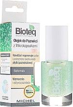 Духи, Парфюмерия, косметика Масло для ногтей с микрокапсулами - Bioteq Nail Oil With Microcapsules