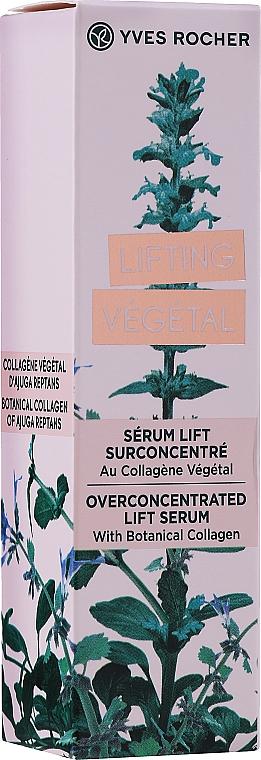 Лифтинг-сыворотка - Yves Rocher Lifting Vegetal Overconcentrated Lift Serum — фото N2