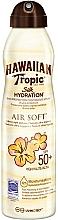 Духи, Парфюмерия, косметика Солнцезащитный спрей для тела - Hawaiian Tropic Silk Hydration Air Soft Protective Mist SPF 50