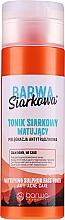 Духи, Парфюмерия, косметика Антибактериальный тоник для лица - Barwa Anti-Acne Sulfuric Skin Tonic