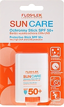 Духи, Парфюмерия, косметика Солнцезащитный крем-стик SPF50+ - Floslek Sun Care Protective Stick SPF50+