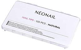 Духи, Парфюмерия, косметика Типсы натуральные - NeoNail Professional Nail Tips Natural