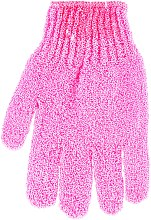 Духи, Парфюмерия, косметика Мочалка-перчатка банная, 30178, розовая - Top Choice