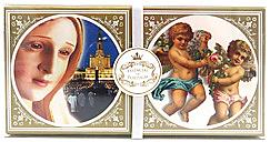 Духи, Парфюмерия, косметика Набор - Essencias De Portugal Religious Collection (soap2x50g)