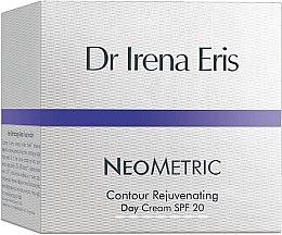 Духи, Парфюмерия, косметика Дневной крем для лица - Dr Irena Eris Neometric Contour Rejuvenating Day Cream SPF 20
