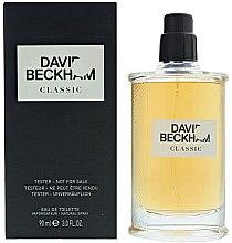Духи, Парфюмерия, косметика David Beckham Classic - Туалетная вода (тестер без крышечки)