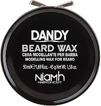 Духи, Парфюмерия, косметика Моделирующий воск для бороды и усов - Niamh Hairconcept Dandy Beard Wax Modelling