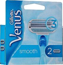 Духи, Парфюмерия, косметика Сменные кассеты для бритья, 2 шт. - Gillette Venus