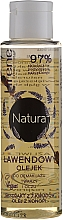 "Духи, Парфюмерия, косметика Масло для снятия макияжа ""Лаванда"" - Lirene Natura Makeup Remover Oil"