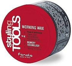 Духи, Парфюмерия, косметика Структурирующая паста для волос - Fanola Styling Tools Working Wax