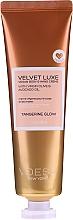 Духи, Парфюмерия, косметика Крем для тела и рук с оливковым маслом и авокадо - Voesh Velvet Luxe Tangerine Glow Vegan Body&Hand Creme
