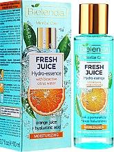 """Духи, Парфюмерия, косметика Гидроэссенция для лица увлажняющая """"Апельсин"""" - Bielenda Fresh Juice Hydro Essential Orange"""
