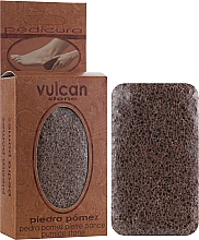 Духи, Парфюмерия, косметика Пемза, 98x58x37мм, Terracotta Brown - Vulcan Pumice Stone