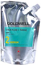 Духи, Парфюмерия, косметика Смягчающий крем для окрашенных и пористых волос - Goldwell Structure + Shine Soft Cream Medium 2 Straightening Cream