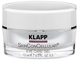 Духи, Парфюмерия, косметика Гель для век - Klapp Skin Con Cellular Eye Gel