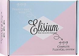 Духи, Парфюмерия, косметика Набор - Elisium Diamond Maxi (liquid/5*15ml + powder/3*23g)
