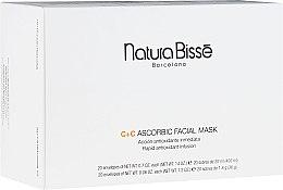 Духи, Парфюмерия, косметика Антиоксидантная маска с витамином С - Natura Bisse C+C Vitamin Ascorbic Acid Mask