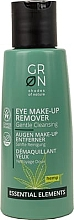 Духи, Парфюмерия, косметика Средство для снятия макияжа - GRN Essential Elements Hemp Eye Make-Up Remover