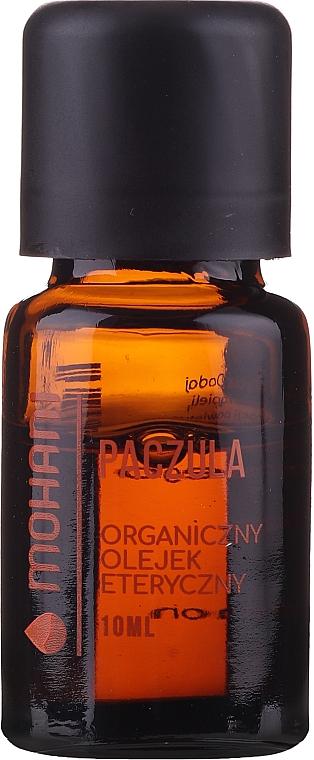 Органическое эфирное масло пачули - Mohani Patchuli Organic Oil — фото N1