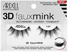 Духи, Парфюмерия, косметика Накладные ресницы - Ardell 3D Faux Mink 134