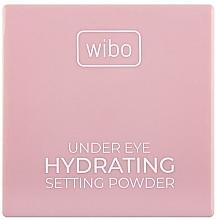 Духи, Парфюмерия, косметика Увлажняющая пудра для области вокруг глаз - Wibo Under Eye Hydrating Setting Powder