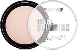 Духи, Парфюмерия, косметика Хайлайтер компактный для лица - Luxvisage Ideal Strobing