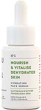 Духи, Парфюмерия, косметика Увлажняющая сыворотка для лица - You & Oil Nourish & Vitalise Dehydrated Skin Serum