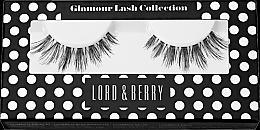 Духи, Парфюмерия, косметика Накладные ресницы, EL 21 - Lord & Berry Glamour Lash Collection