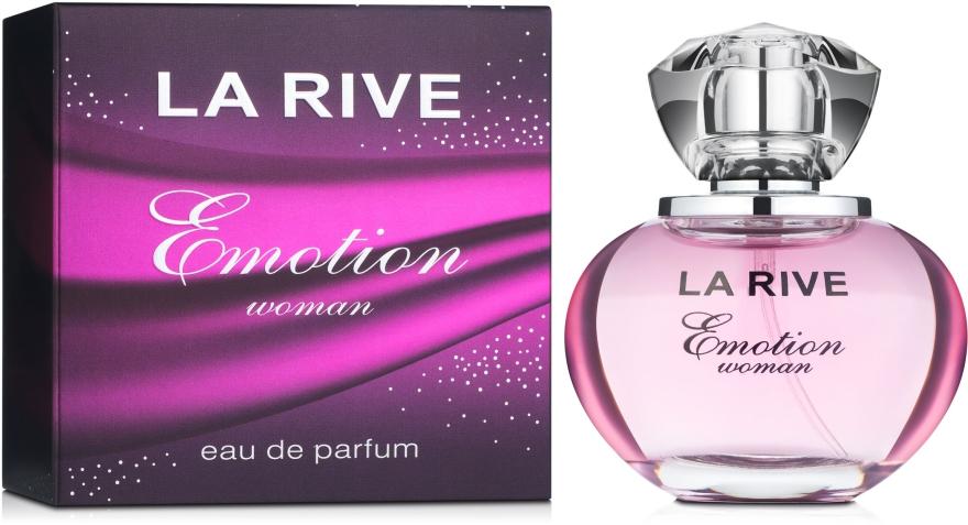 La Rive Emotion Woman - Парфюмированная вода — фото N1