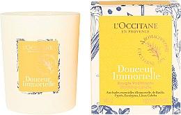"""Духи, Парфюмерия, косметика Восстанавливающая ароматическая свеча """"Момент, который заставляет тебя улыбаться"""" - L'Occitane Revitalizing Candle"""