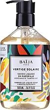 Жидкое марсельское мыло - Baija Vertige Solaire Marseille Liquid Soap — фото N1