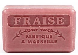 "Духи, Парфюмерия, косметика Марсельское мыло ""Клубника"" - Foufour Savonnette Marseillaise Fraise"
