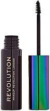 Духи, Парфюмерия, косметика Гель для бровей - Makeup Revolution Brow Mascara With Cannabis Sativa