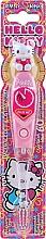 Духи, Парфюмерия, косметика Детская зубная щетка с таймером - VitalCare Hello Kitty