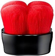 Духи, Парфюмерия, косметика Кисть для нанесение пудры и жидких основ - Shiseido Hanatsubaki Hake Polishing Face Brush