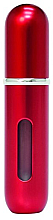 Духи, Парфюмерия, косметика Атомайзер, красный - Travalo Classic HD Red Refillable Spray