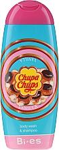 Духи, Парфюмерия, косметика Шампунь-гель для душа - Bi-es Chupa Chups Vanilla Body Wash & Shampoo