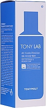 Духи, Парфюмерия, косметика Эмульсия для проблемной кожи - Tony Moly Tony Lab AC Control Emulsion