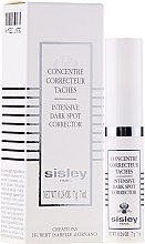 Духи, Парфюмерия, косметика Интенсивное средство против пигментных пятен на лице - Sisley Intensive Dark Spot Corrector